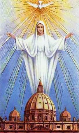 Prière à Marie, Mère de l'Eglise, pour le conclave. dans De Maria numquam satis mater-ecclesiae
