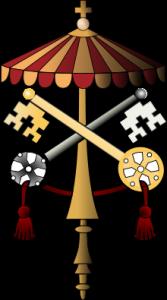 ombrelino-and-clefs-167x300 conclave dans Prier avec nous