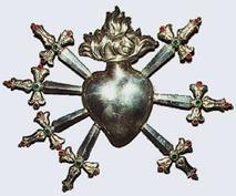 Coeur de Marie aux sept glaives