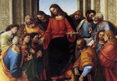 l.signorelli-communion-des-apotres Refuge Notre-Dame de Compassion