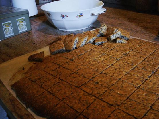 croquants-lin-sesame-1 biscuits orientaux dans Recettes du Mesnil-Marie