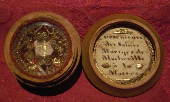 2013-43. Les martyrs du 3 mai 1587 à Lamastre ; mini-chronique du Mesnil-Marie pour le mois d'avril 2013 et appel à l'aide. dans Chronique de Lully martyrs-lamastre-3-mai-1587