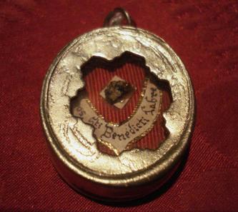 relique-st-benoit-joseph-labre 1783