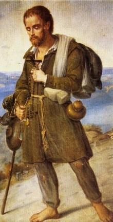 st-benoit-joseph 18 juillet 1860 dans Vexilla Regis