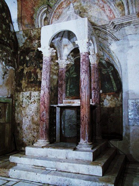 bolsena-autel-du-miracle Eucharistie