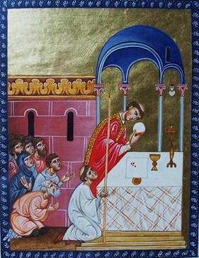 le-miracle-de-bolsena-miniature-medievale Fête-Dieu
