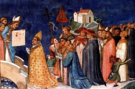 urbain-iv-accueillant-les-reliques-du-miracle Orvieto