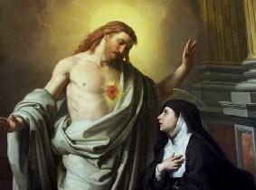 apparition-du-sacre-coeur Coeur de Jésus dans Prier avec nous