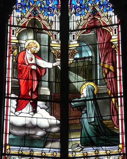 2013-51. Réparation ! Réparation ! Réparation ! dans De liturgia chapelle-nd-du-sacre-coeur-quebec