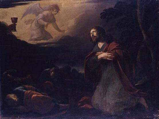 laurent-de-la-hyre-agonie-de-gethsemani-musee-de-tesse-le-mans Coeur de Jésus dans Prier avec nous