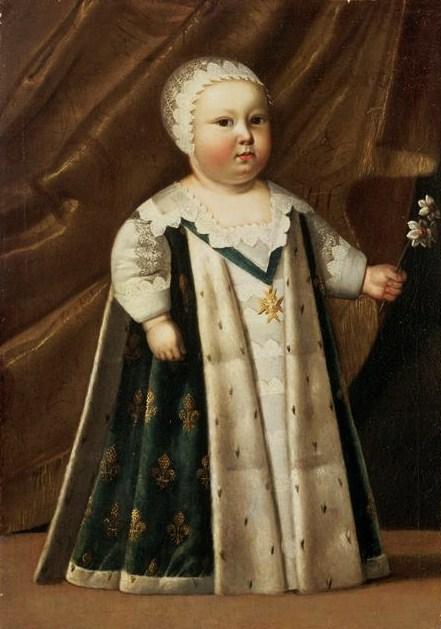 2013-67. De l'anniversaire de la naissance de Louis XIV et de son prétendu refus d'obtempérer aux demandes du Sacré-Coeur. dans Memento louis-xiv-enfant