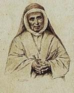 portrait-grave-de-ste-therese-couderc Sainte Thérèse Couderc dans Prier avec nous