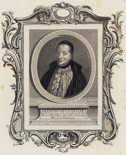 rd.p.-francois-daix-de-la-chaise-sj 375e anniversaire de la naissance
