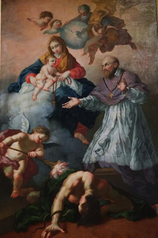 Louange de Saint François de Sales à la Très Sainte Vierge Marie. dans De liturgia st-francois-de-sales-aux-pieds-de-la-vierge-visitation-de-bourg-en-bresse