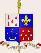 Blason du Refuge Notre-Dame de Compassion