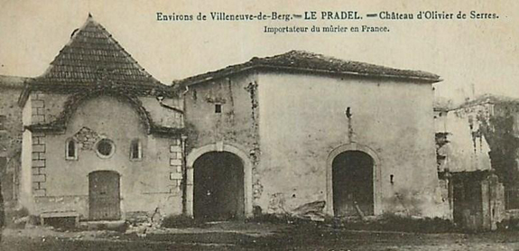 chateau-du-pradel-la-chapelle 17 novembre 1798 dans Vexilla Regis