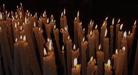 cierges Ciel dans Nos amis les Saints