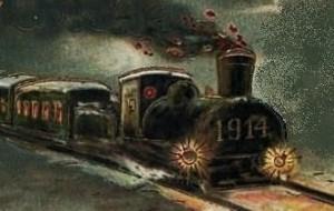 bonne année 1914 - détail 1