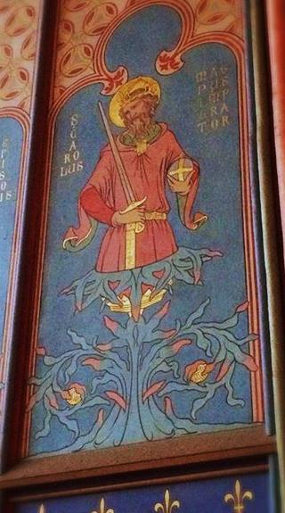 Cathédrale ND de Paris - chapelle du déambulatoire
