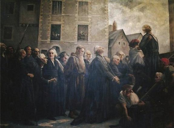 Les Bienheureux Prêtres martyrs de Laval