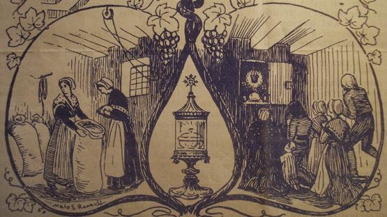 Les Saintes Hosties chez les Llaurens