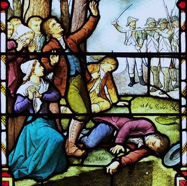 Martyrs d'Avrillé