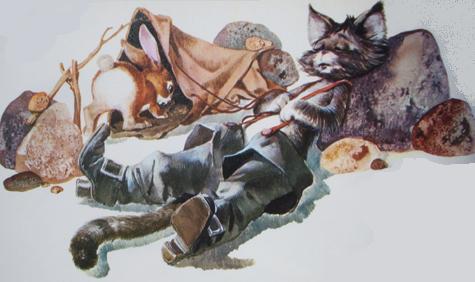Chat botté 3