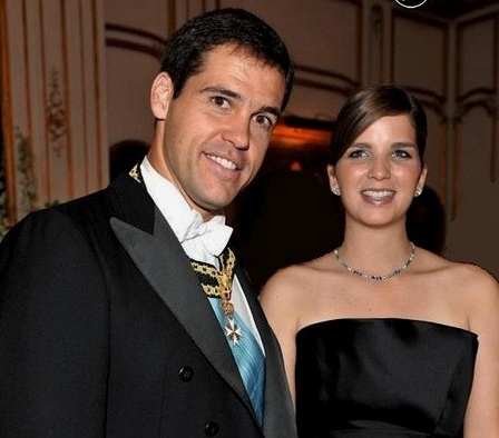Mgr le Prince Louis et Madame la Princesse Marie-Marguerite