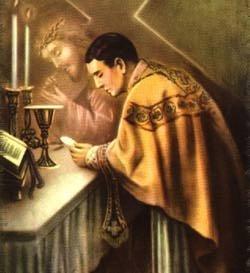 sacerdos alter Christus