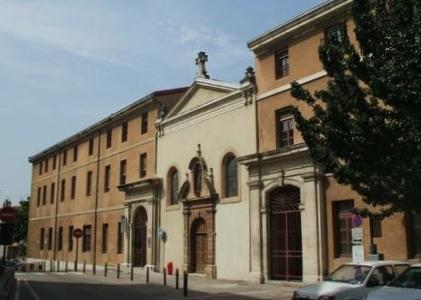 Valence anciens couvent et chapelle des capucins