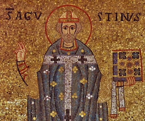 Mosaïque de Saint Augustin