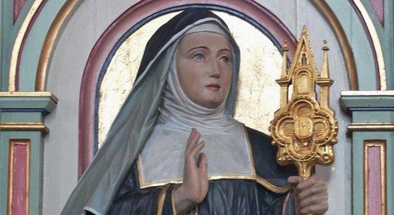 Sainte Julienne du Mont-Cornillon