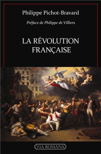 Philippe Pichot-Bravard la révolution française