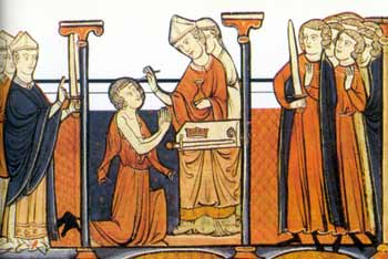 Sacre de Hugues Capet