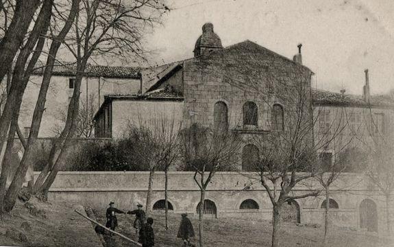 Privas ancienne chapelle des Récollets