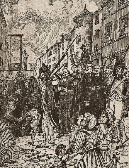 Rd.P.Rouville et martyrs de Privas du 5 août 1794