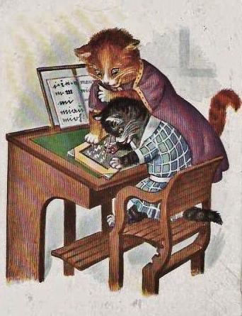 A l'école des chats 2