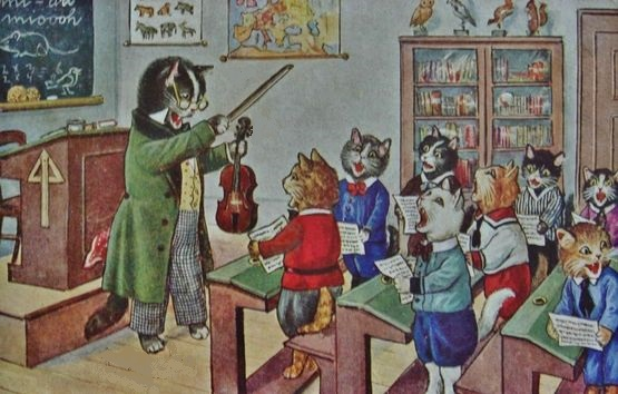 A l'école des chats 4