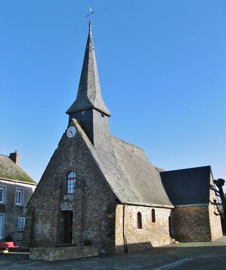 église de Saint-Léger