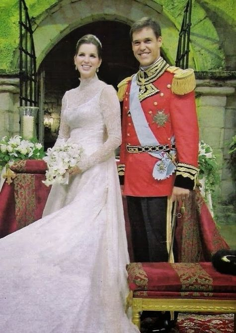 6 novembre 2004 - mariage de Mgr le Prince Louis