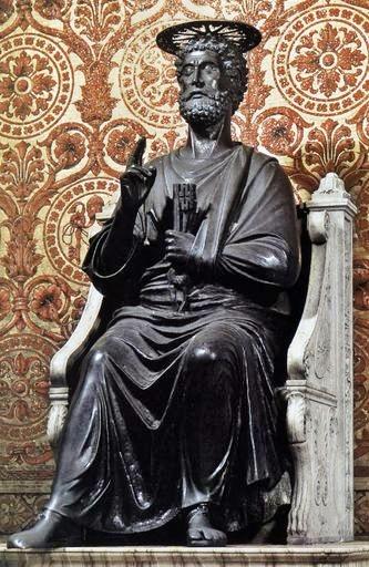 Arnolfo di Cambio St Pierre (Vatican)