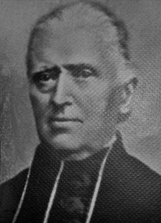 Abbé Joseph Dalin curé de La Flocellière