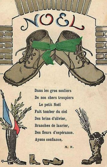 Noël 1914 - le Noël du troupier