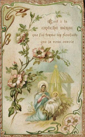 Voeux du nouvel an déposés à la Crèche