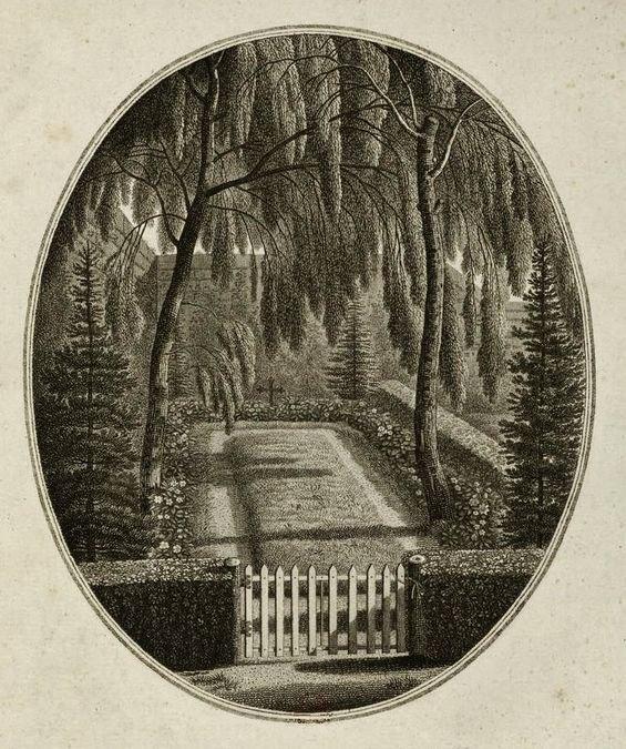 Tombes du Roi et de la Reine cimetière de la Madeleine