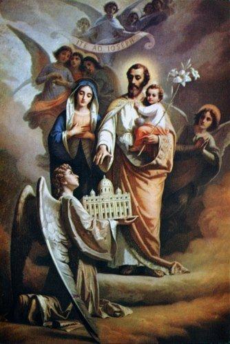 Saint Joseph Protecteur de la Ste Eglise