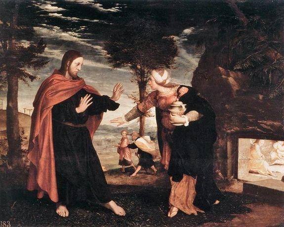 Hans Holbein le jeune, 1524 apparition à Marie-Magdeleine