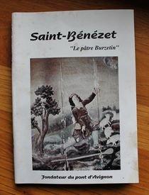 Jean Laurent - Saint Bénézet, pâtre burzétin - 1996
