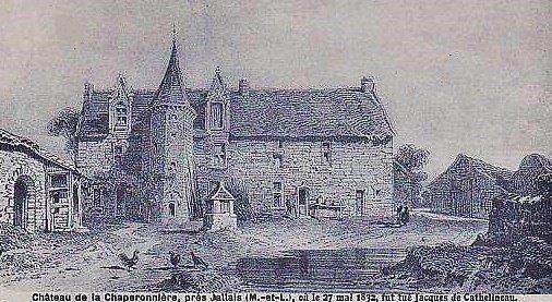 Château de la Chaperonnière (Jallais)