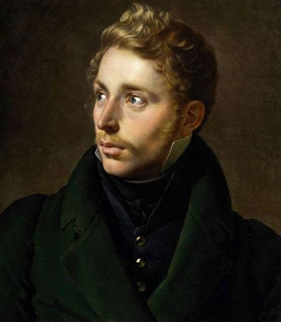 Jacques Joseph de Cathelineau par Girodet